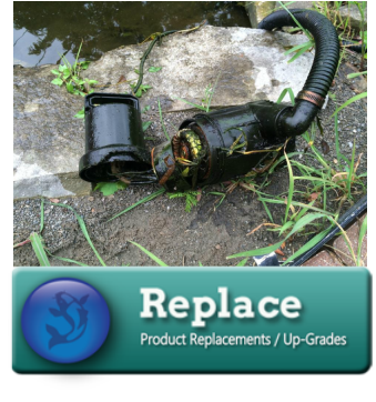Waterfall - Pond Pumps & Liner Replacement In Rochester, Buffalo & Western (NY)